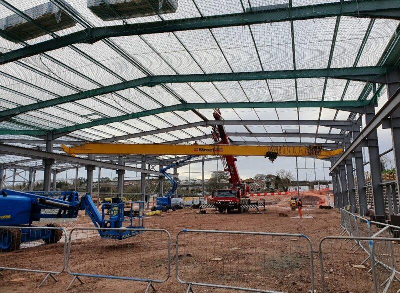 CSS Group building - Claylands Business Park, Paignton - December 2020